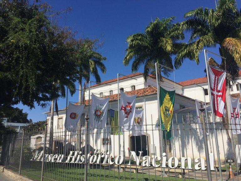 Museu Histórico Nacional - Rio de Janeiro