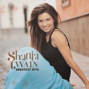 Shania Twain-Greatest Hits 2015