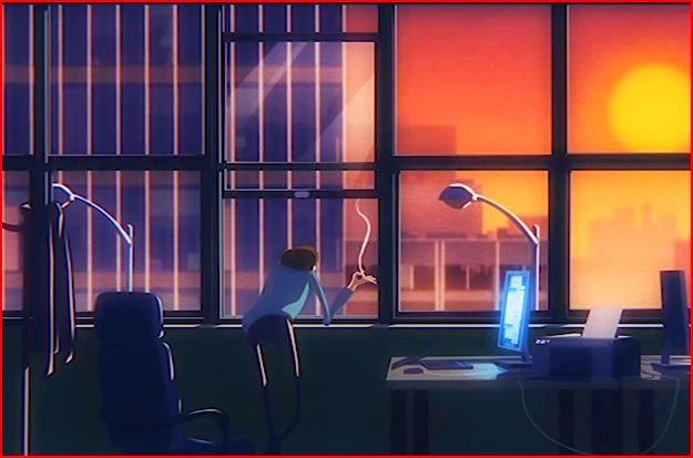 Evening Cigaret animatedfilmrevews.filminspector.com