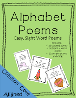 All Poems Teach Magically Alphabet Poems for Kindergarten
