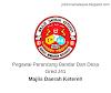 Pegawai Perancang Bandar Dan Desa Gred J41 - Majlis Daerah Ketereh