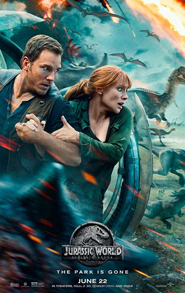 Jurassic World Fallen Kingdom 2018 Movie Free Download HD Cam