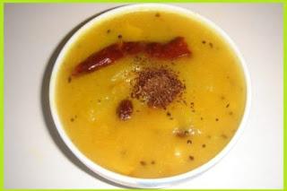 Raw Mango Kadhi Recipe Hindi