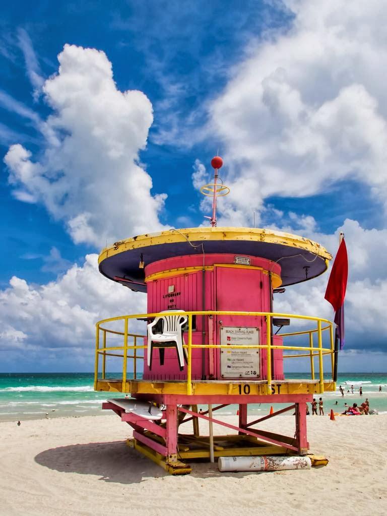 The Liuard Towers Of Miami Beach Kuriositas