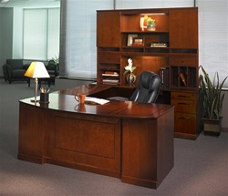 Mayline Sorrento Executive Desk