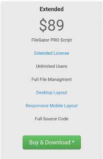 download script FileGator premium, download cms nulled ,cms filegator