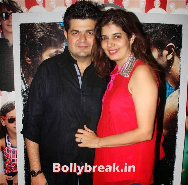 Dabboo Ratnani and Manisha Ratnani, Shilpa Shetty, Bipasha Basu at Dishkiyaoon Premiere