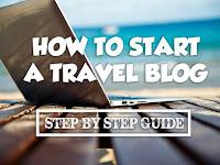 Langkah Langkah Menjadi Seorang Travel Blogger