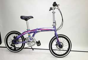 Beverly Cycle 富康單車: 將軍澳富康單車 - SOLAR FD 800 20吋鋁架摺單車
