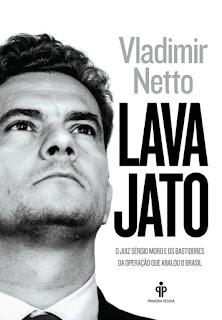 Lava Jato, Vladimir Netto, Editora Sextante