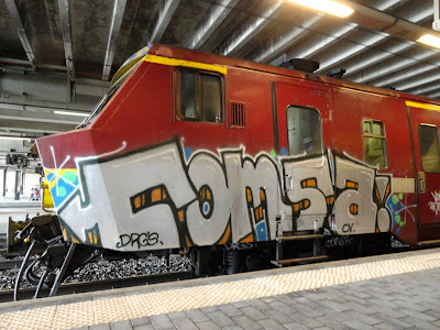 Comsa graffiti