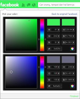 Cara Mengubah Warna Tampilan di Facebook3