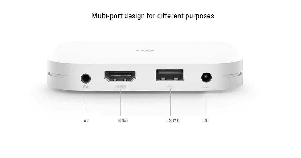 Xiaomi Mi Box 4 TV Box only €47 87/$54 99 - mysatbox tv