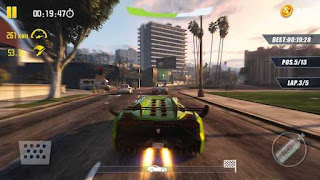 4-Wheel City Drifting APK