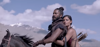 A totally enchanting trailer of the movie 'Mirzya' has been released.