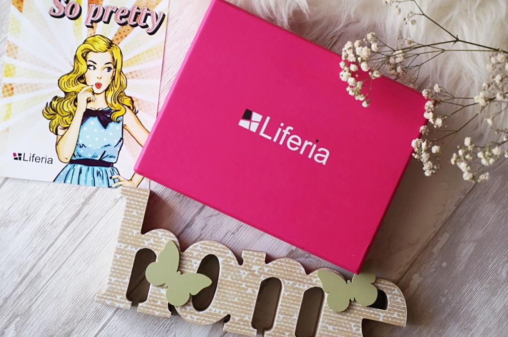 Liferia - marcowa wiosenna edycja + NIESPODZIANKA dla Was