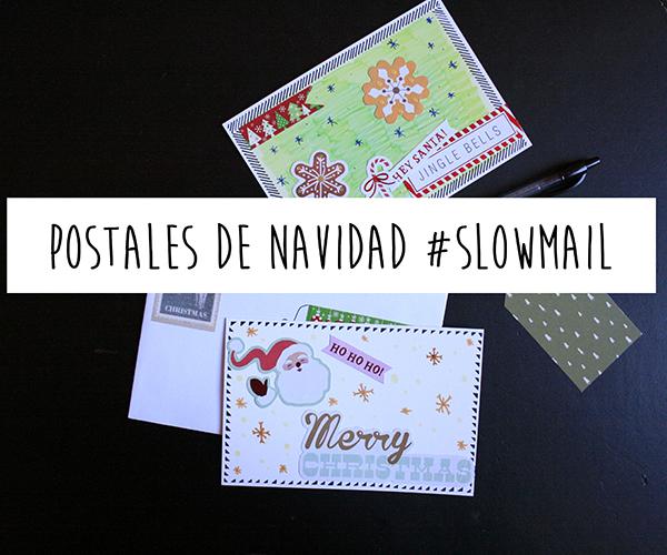 Esta Navidad, manda una postal