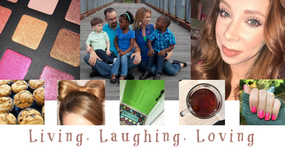 Living, Laughing, Loving