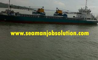 Seafarers job vacancies bulk carrier ship may 2016