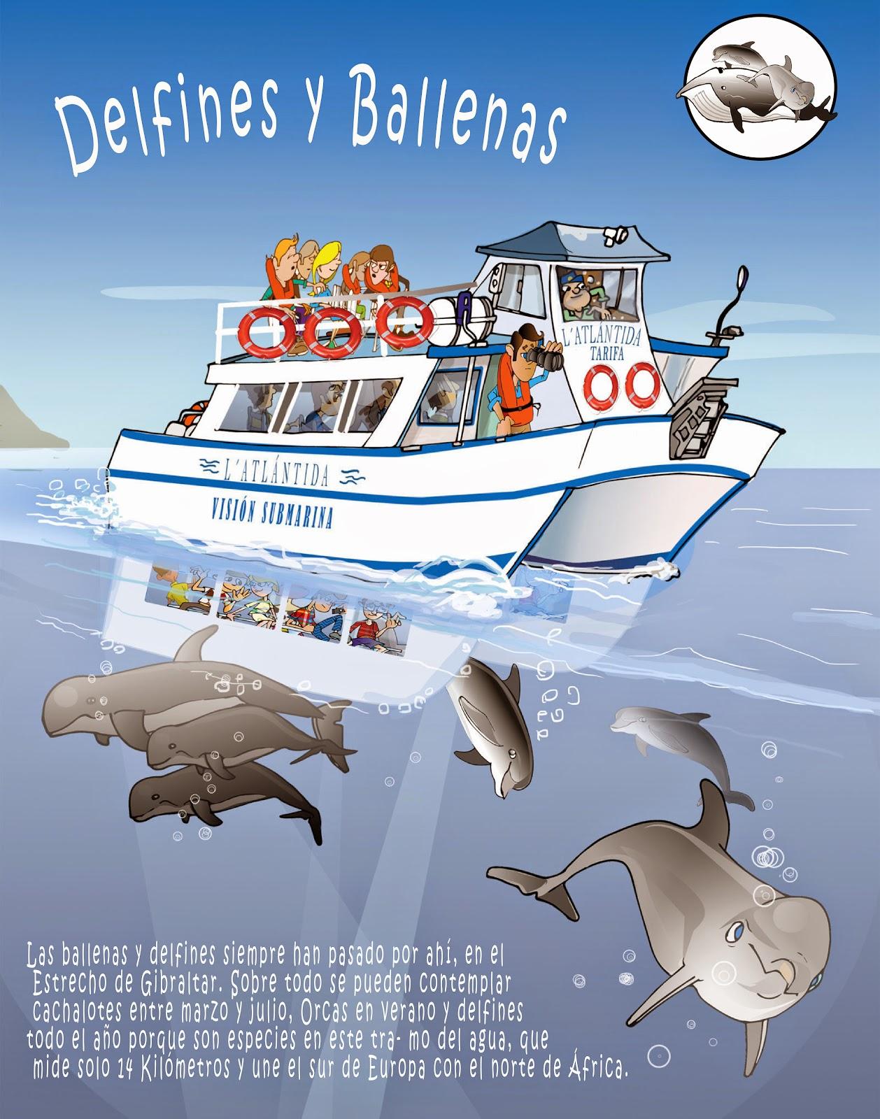 """<img src=""""Delfines y Ballenas.jpg"""" alt=""""Cetacéos en dibujo""""/>"""