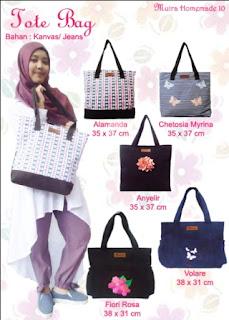 tas wanita, tote bag murah, tas cantik, tas tote, tas bahu