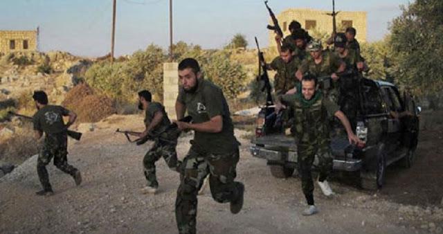 """Συρία: Συγκρούσεις στη ζώνη """"αποστρατιωτικοποίησης"""""""