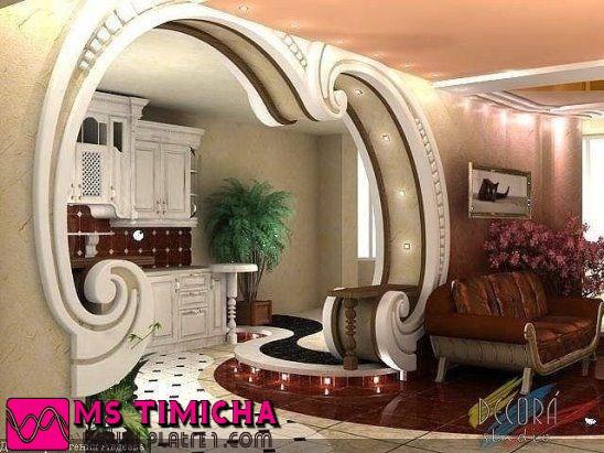 arc platre maroc casa