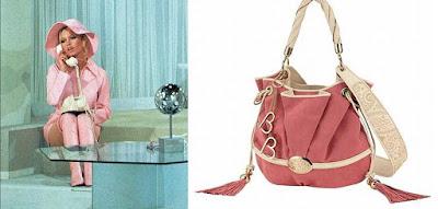Бриджит Бардо и сумочка в честь нее.