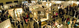 Solinglass in Richmond VA for the Craft and Design Show