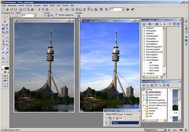 Ulead photoimpact 8 free download.