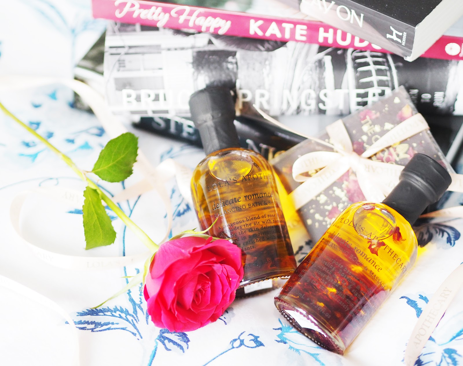 Valentine's gift ideas - Lola's Apothecary bath and body products
