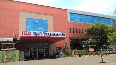 RSUP Persahabatan Jakarta