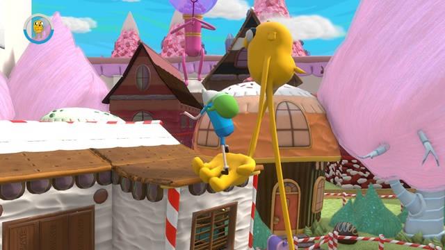 Adventure Time Finn and Jake Investigations PC Full Español