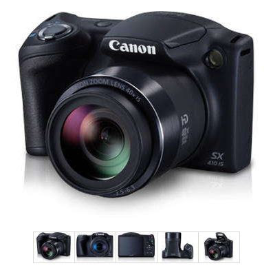 Harga Canon PowerShot SX410 IS