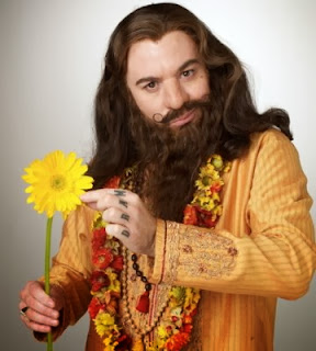 Mike Myers as The Love Guru 2008