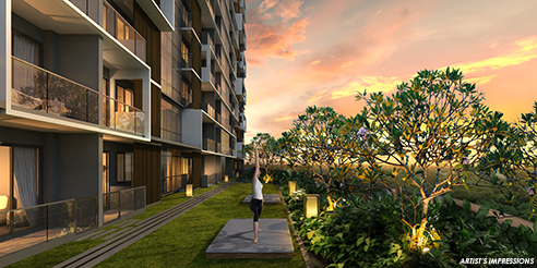 The Andrew Residences - Dawn