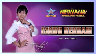 Lirik Lagu Rindu Dendam - Jihan Audy