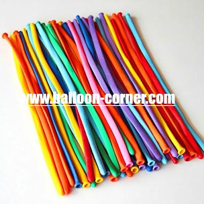 Balon Pentil / Balon Twisting Kualitas SUPER GRADE 'A'