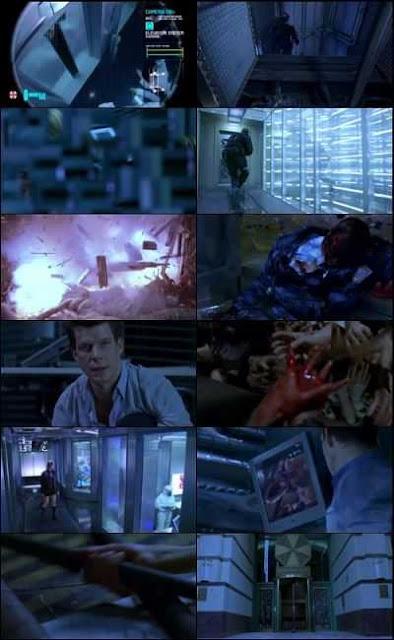 Resident Evil (2002) Tamil - Telugu - Hindi - Eng 400mb BDRip 480p