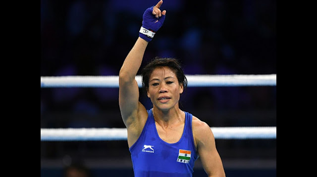 Mary Kom Pictures