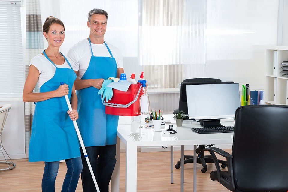 Jasa Cleaning Service Kantor
