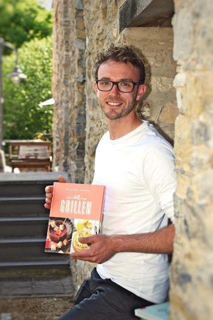 Koch und Grillexperte Manuel Weyer