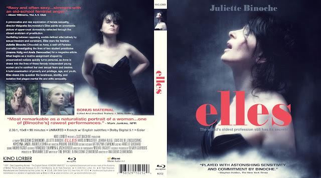 Elles Bluray Cover