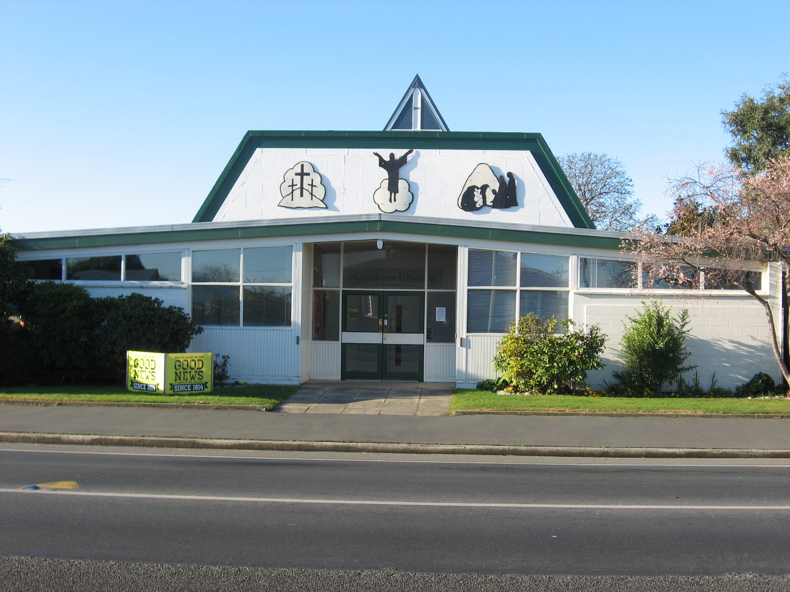 Image result for St Luke's Anglican Church Mosgiel