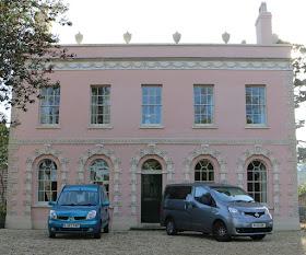 Belmont House, Lyme Regis, Dorset