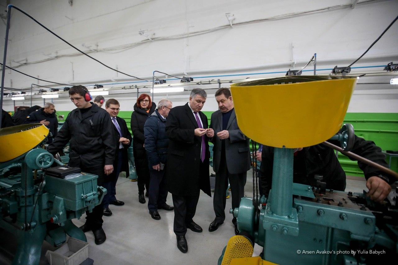 Україна імпортує набої які мав виробляти фейковий завод МВС