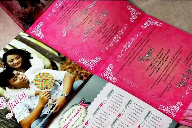 Desain dan cetak undangan murah jogja