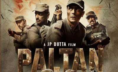 Paltan 2018 300mb Movies Download DVDSr