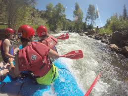 Travelling and River Rafting in Nepal