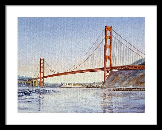 Bestseller San Francisco Landscape